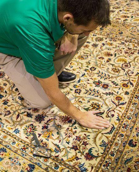 area rug cleaner in Omaha, NE