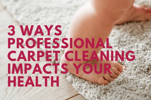 M.S. Chem-Dry carpet cleaning improves health