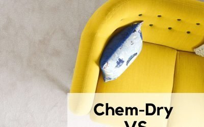 The Chem-Dry Carpet Cleaning Process Vs. Steam Cleaners