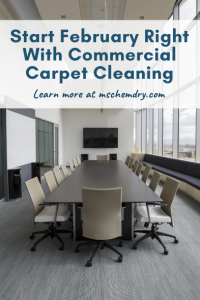 Start February Right With Commercial Carpet Cleaning